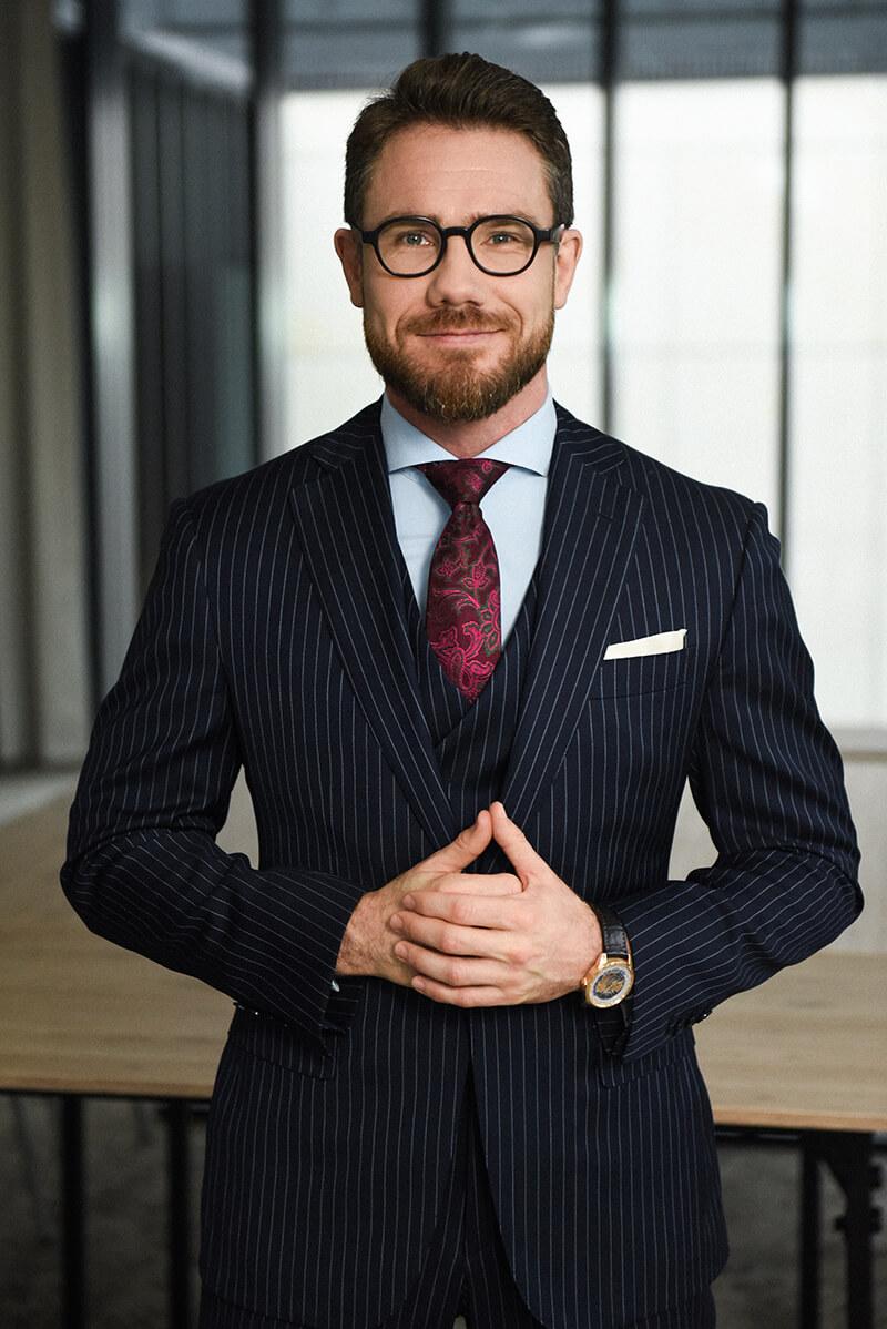 dr Mateusz Grzesiak